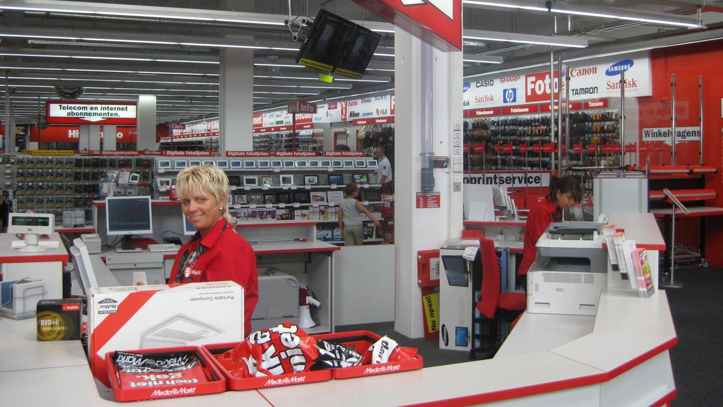 Media Markt increased recycling rates by waste compaction